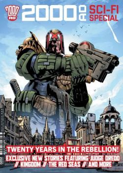 2000AD Sci-Fi Special (2020)