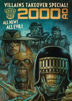 2000AD Villains Special (2020)