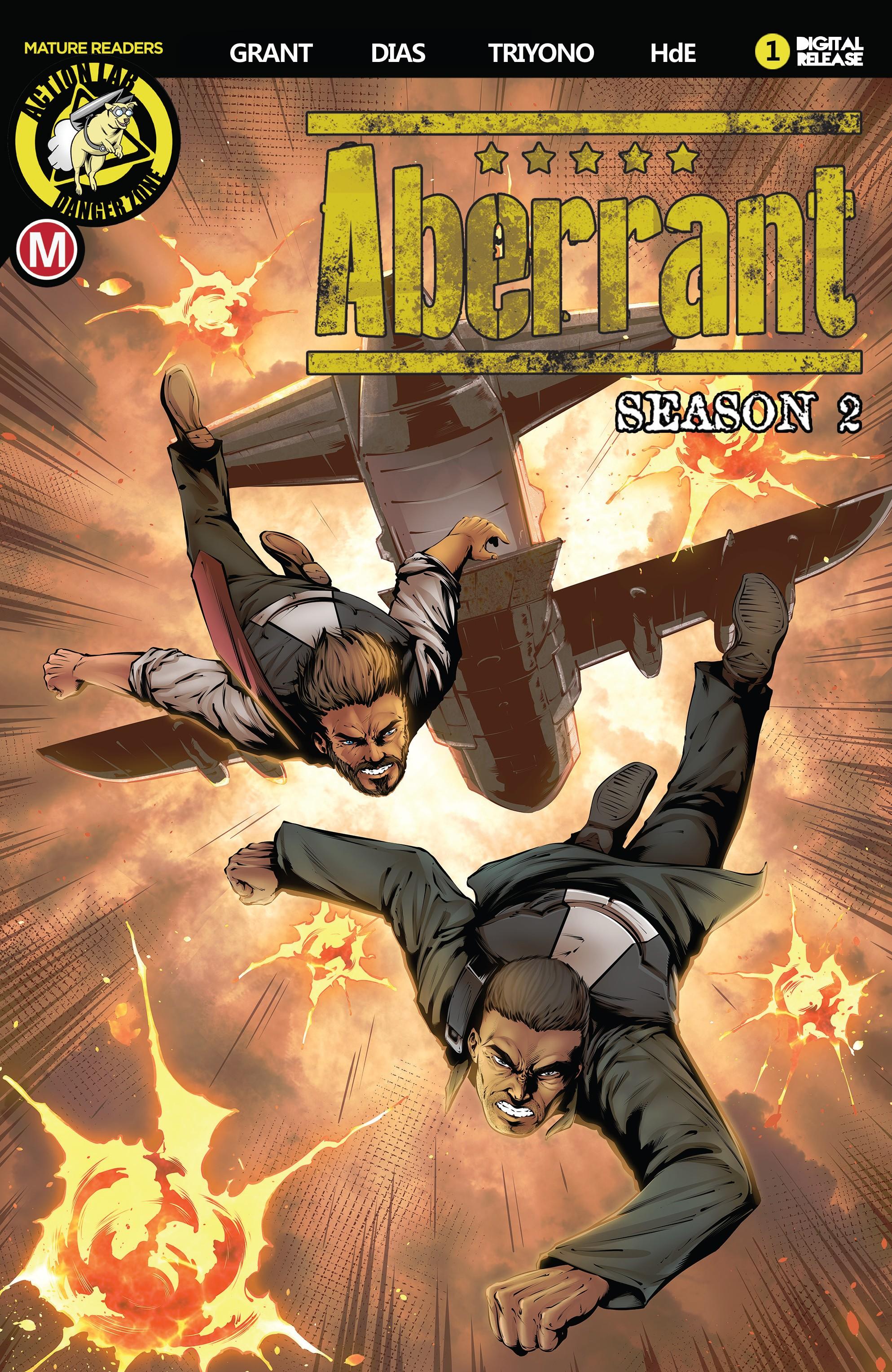 Aberrant Season 2 (2019-): Chapter 1 - Page 1