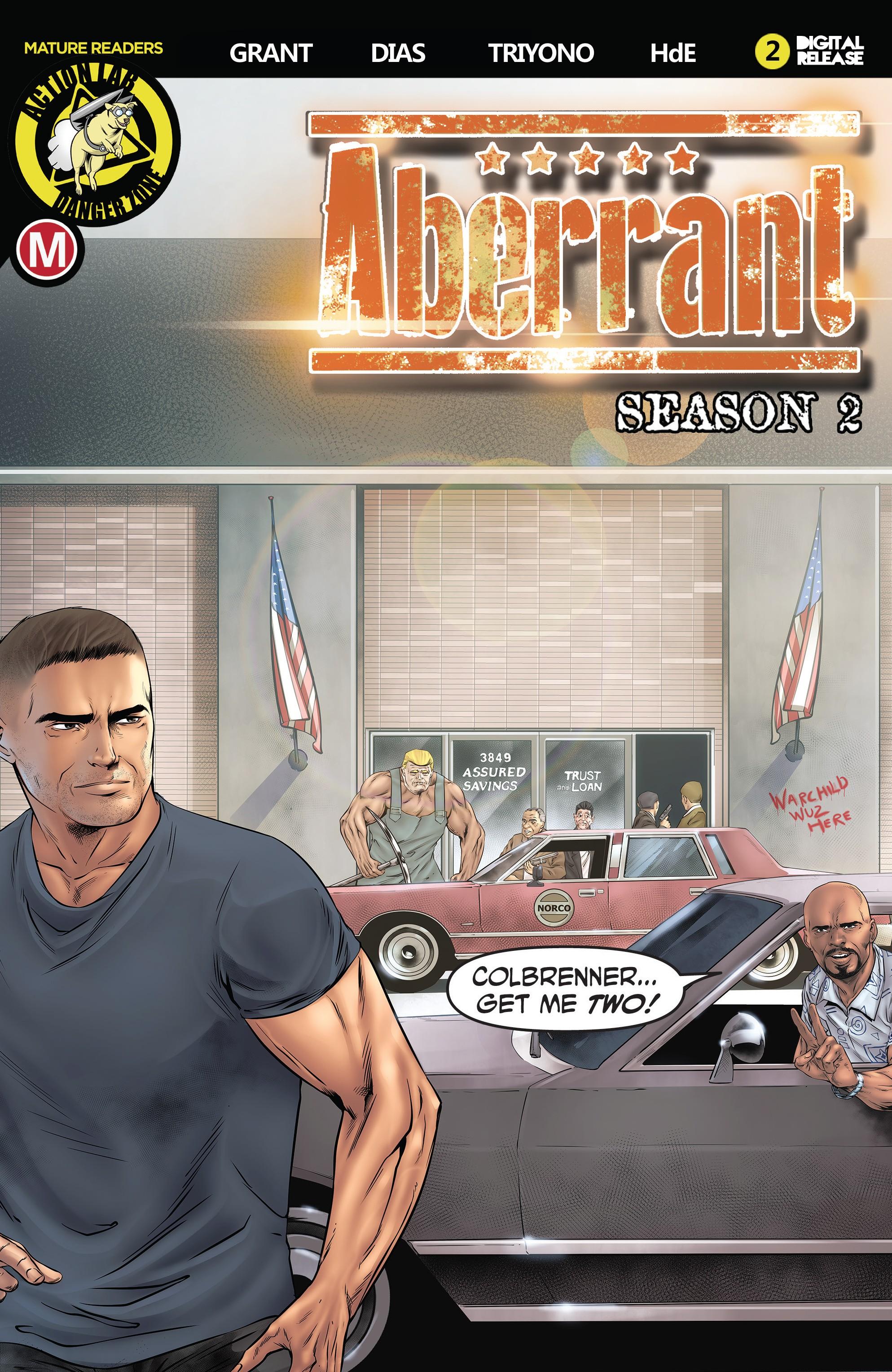 Aberrant Season 2 (2019-): Chapter 2 - Page 1