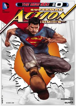 Action Comics (2011-2016) (New 52)