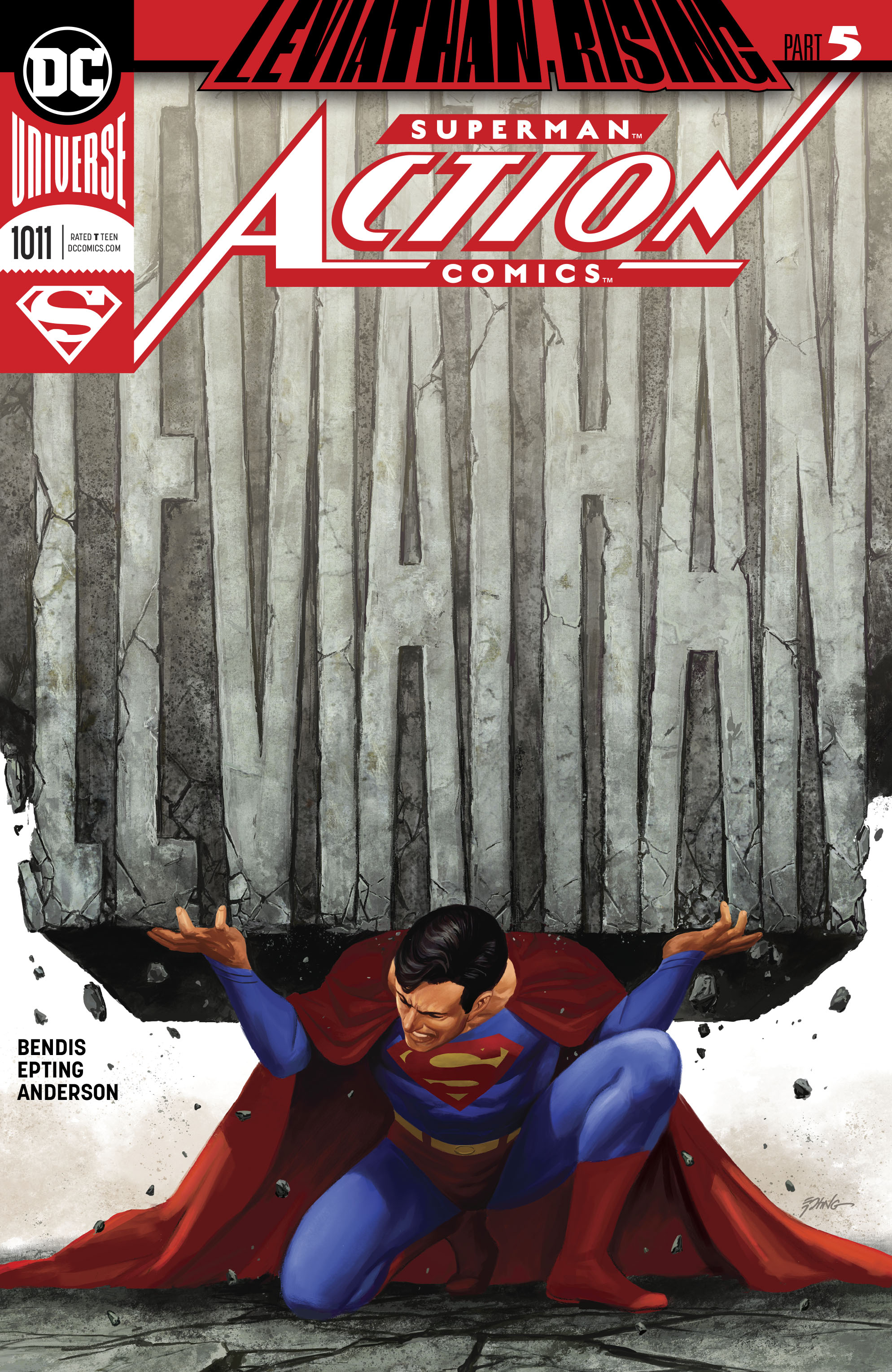 Action Comics (2016-): Chapter 1011 - Page 1