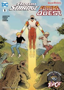 Adam Strange / Future Quest Special(2017)