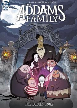 Addams Family: The Bodies Issue (2019)