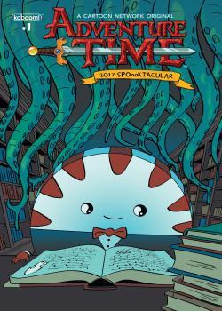 Adventure Time 2017 SPOookTACULAR