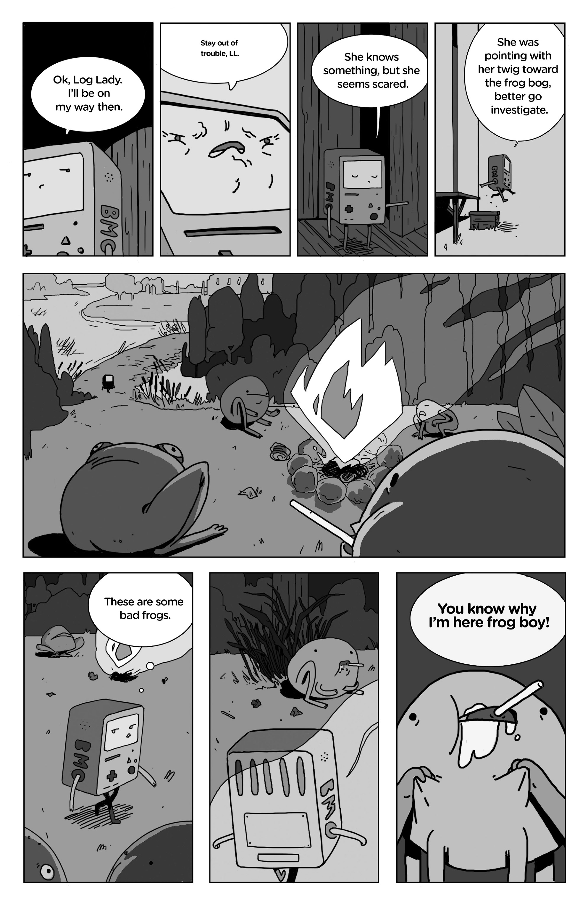 冒险时间:BMO Bonanza(2018-): Chapter 1 - Page 冒险时间:BMO Bonanza(2018-)