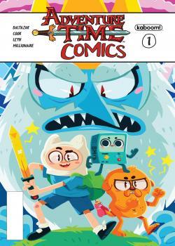 Adventure Time Comics (2016-)