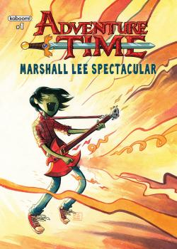 Adventure Time Marshall Lee Spectacular (2017)