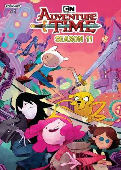 Adventure Time Season 11 (2018-)