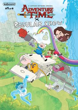 Adventure Time/Regular Show (2017-)