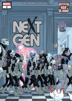 Age Of X-Man: NextGen (2019)