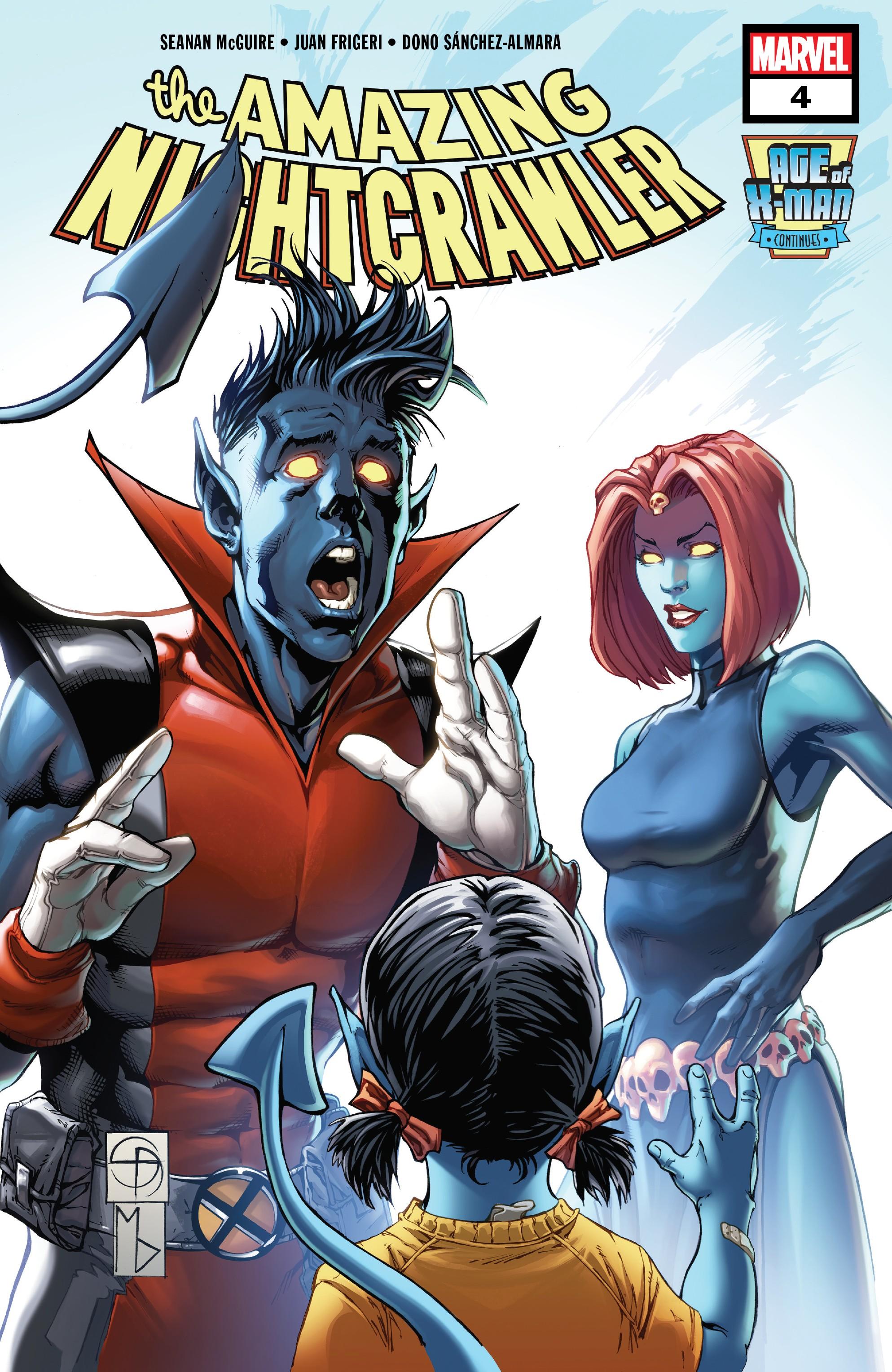 Age Of X-Man: The Amazing Nightcrawler (2019): Chapter 4 - Page 1