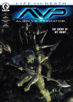 Aliens vs. Predator: Life and Death (2016-)