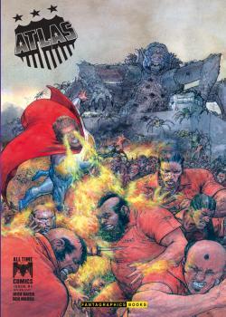 All Time Comics: Atlas (2017)