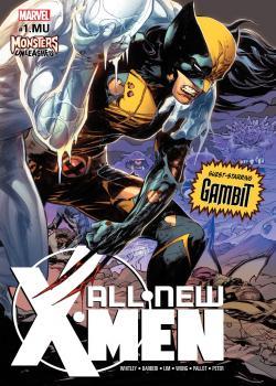 All-New X-Men .MU (2017)