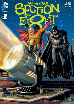 All-Star Section Eight (2015-2016) (New 52)