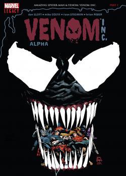 Amazing Spider-Man: Venom Inc. Alpha (2017)