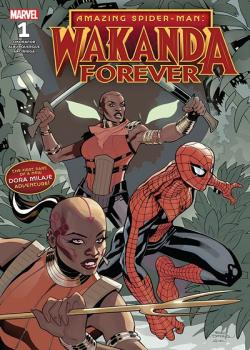 amazing spider man wakanda forever 2018 by info page