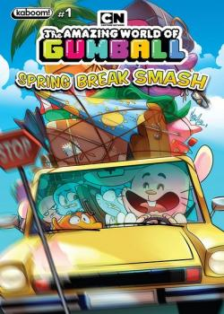 Amazing World of Gumball: Spring Break Smash (2019)