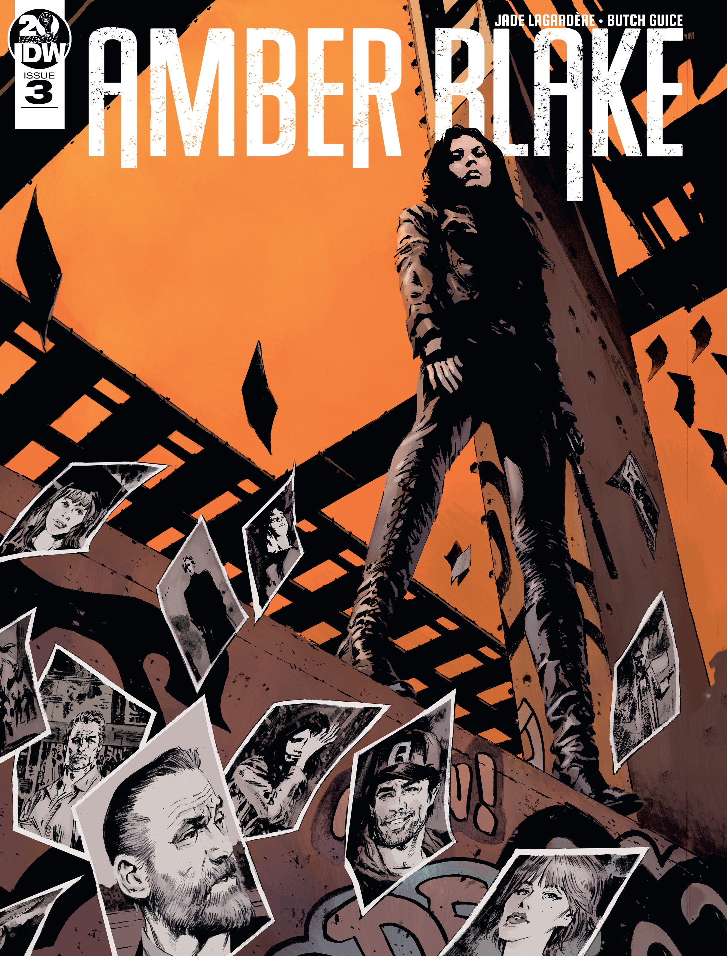 Amber Blake (2019-): Chapter 3 - Page 1