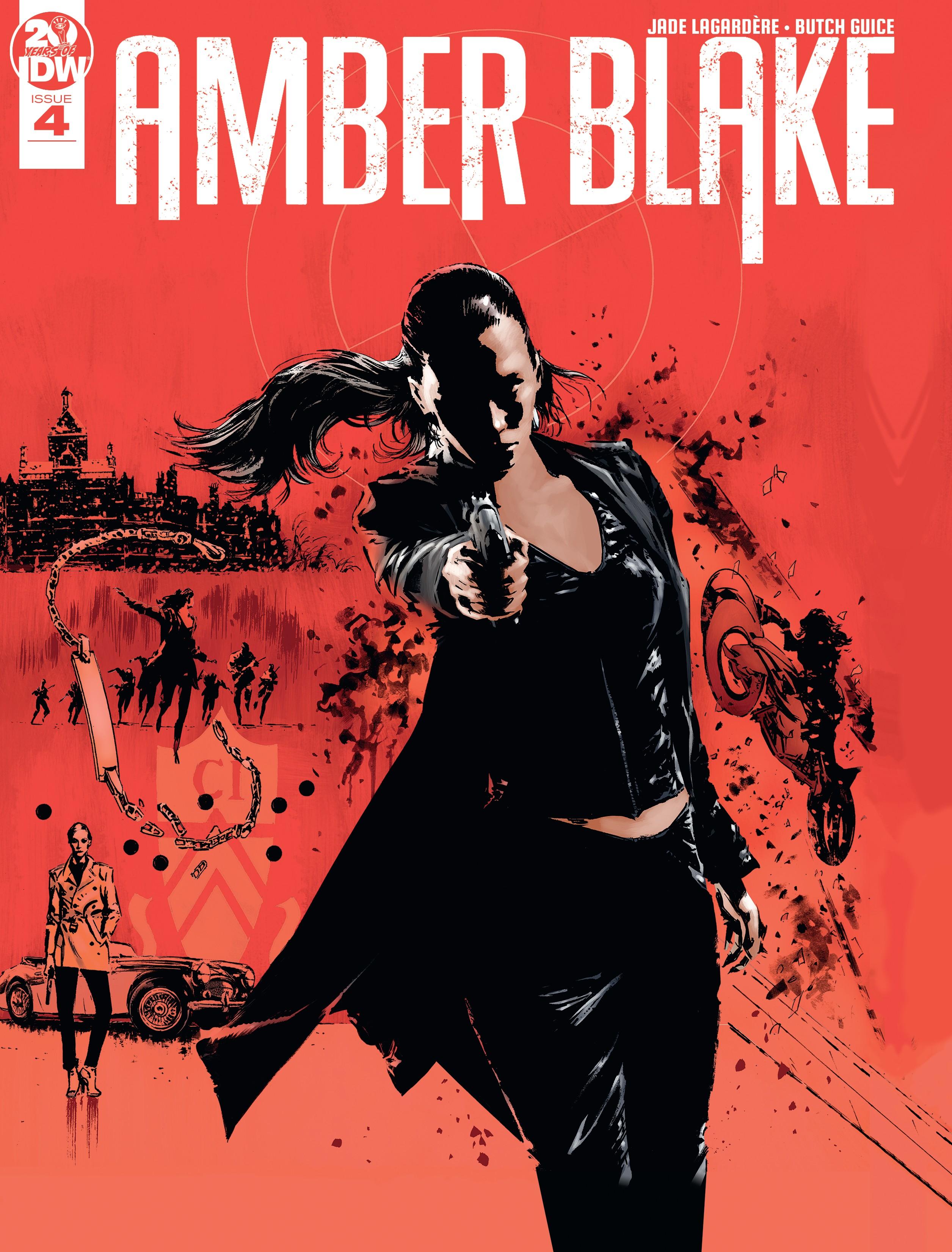 Amber Blake (2019-): Chapter 4 - Page 1