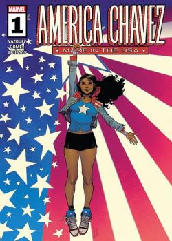 America Chavez: Made In The USA (2021-)