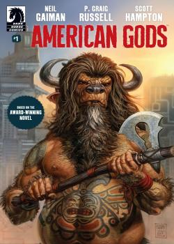 American Gods: Shadows (2017)