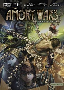 Amory Wars III Good Apollo (2017)
