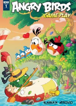 Angry Birds Comics: Game Play (2017)