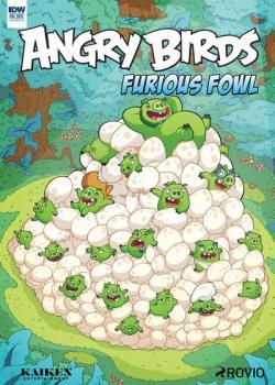 愤怒的小鸟漫画季刊:愤怒的家禽(2017)