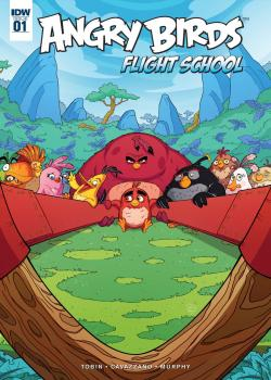 Angry Birds: Flight School (2017)
