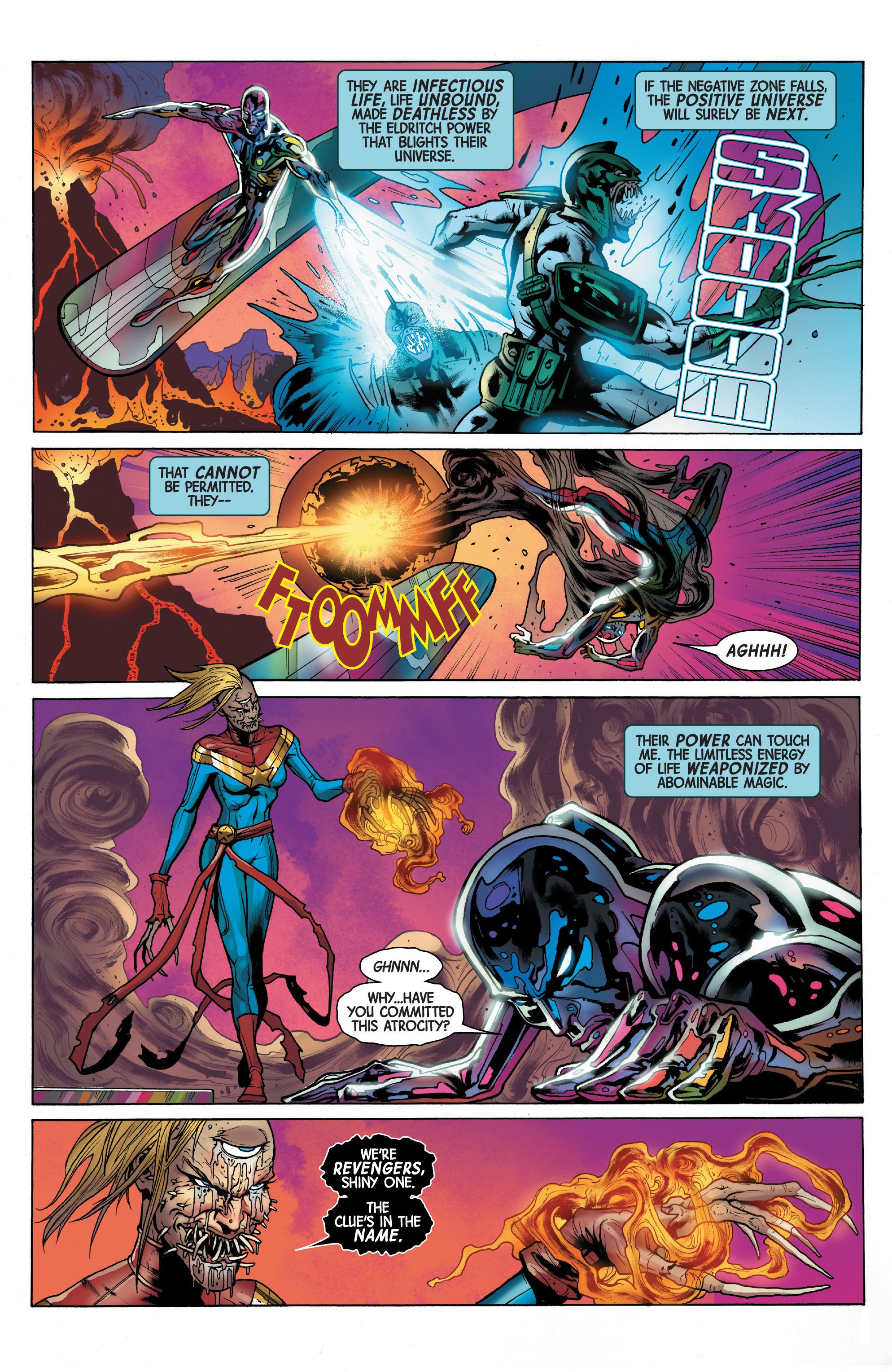 2020 MARVEL Comics Scourge VF//NM Book Silver Surfer #1b ⭐️ ANNIHILATION