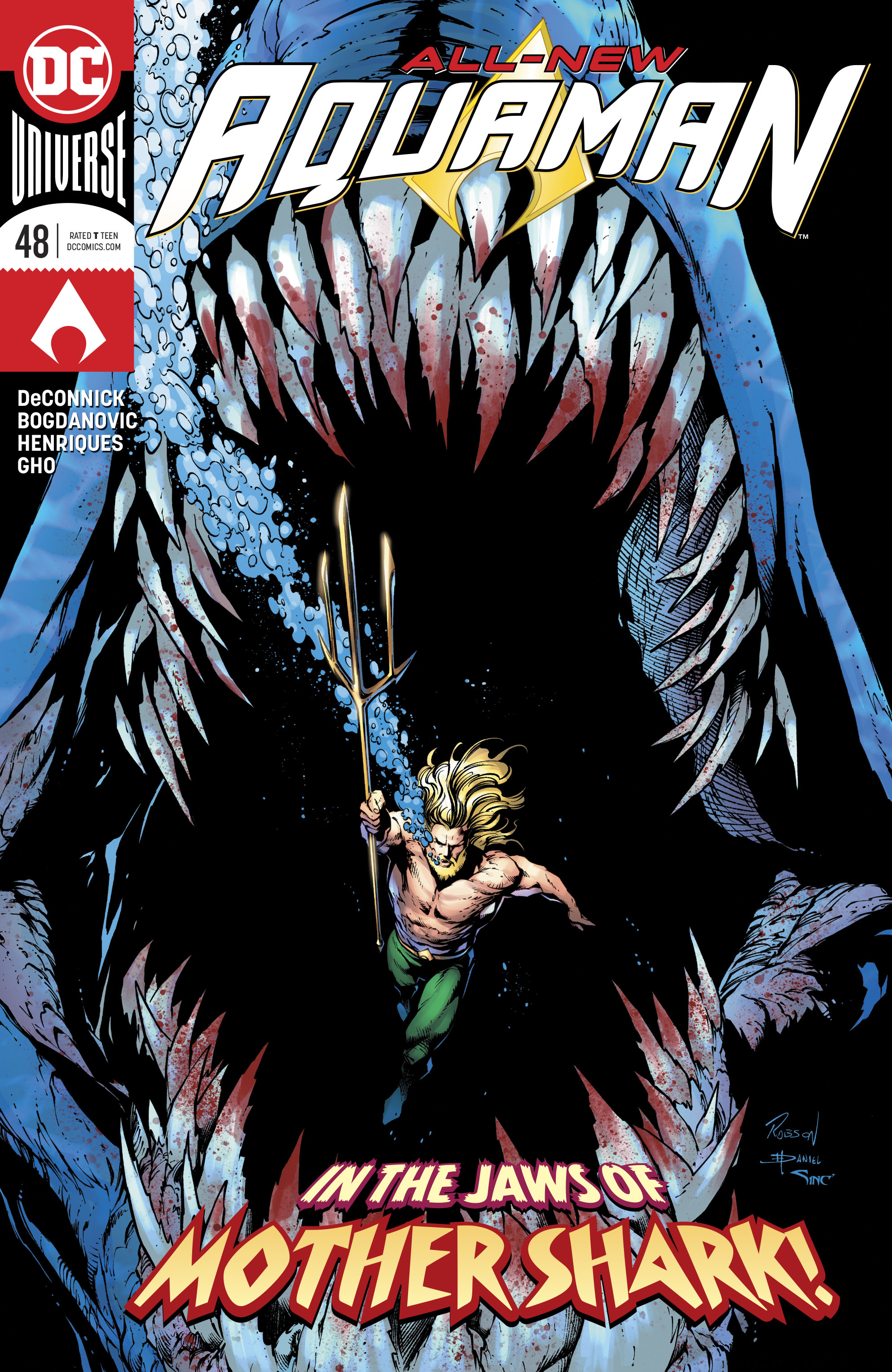 Aquaman (2016-): Chapter 48 - Page 1