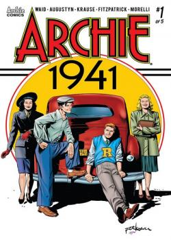 阿奇:1941年(2018-)