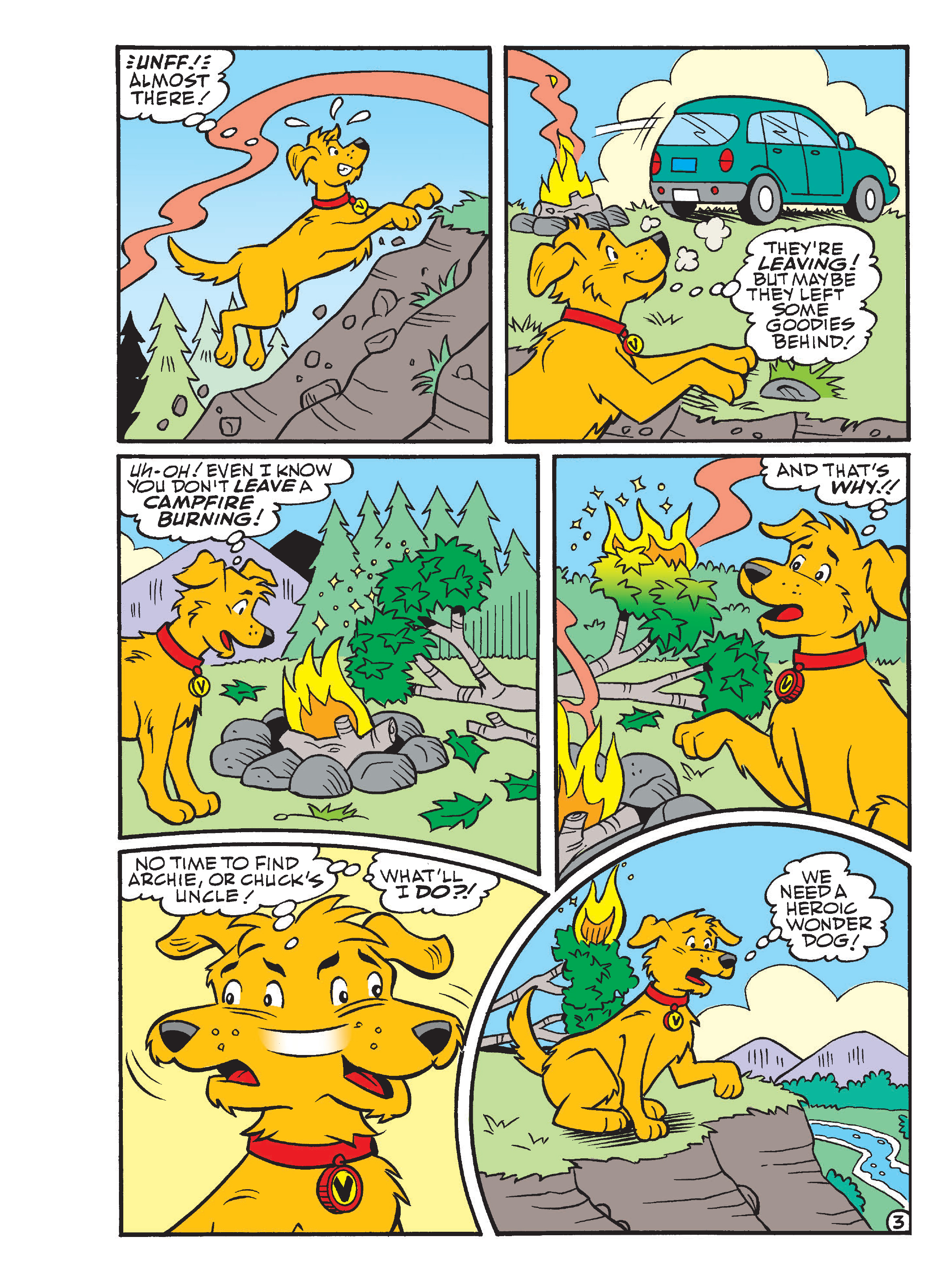 Archie&Friends Digital Digest(2018): Chapter 1 - Page Archie&Friends Digital Digest(2018)