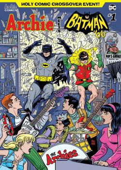 Archie Meets Batman '66 (2018-)