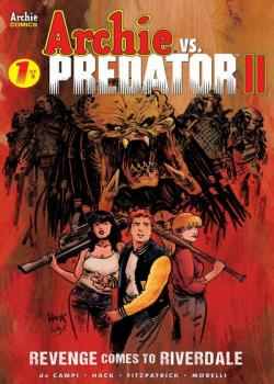 Archie vs Predator Vol. 2 (2019-)