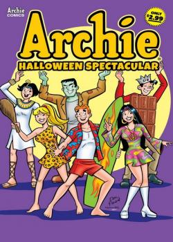 Archie's Halloween Spectacular (2018)