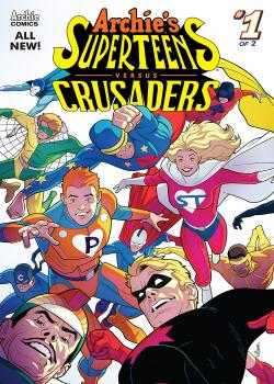 Archie的Superteens与十字军(2018-)