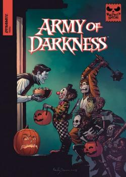 Army Of Darkness: Halloween Special (2018)