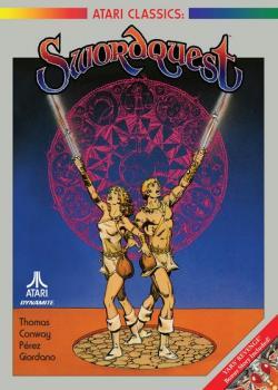 雅达经典:Swordquest&Yars Revenge(2017)