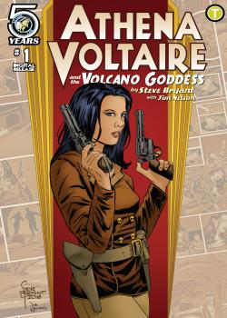 Athena Voltaire and the Volcano Goddess (2016-)