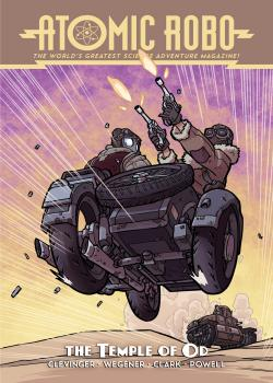 Atomic Robo and the Temple of Od (2016)