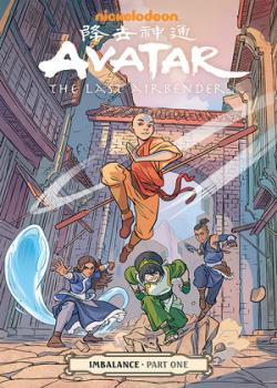 Avatar: The Last Airbender - Imbalance (2018-)