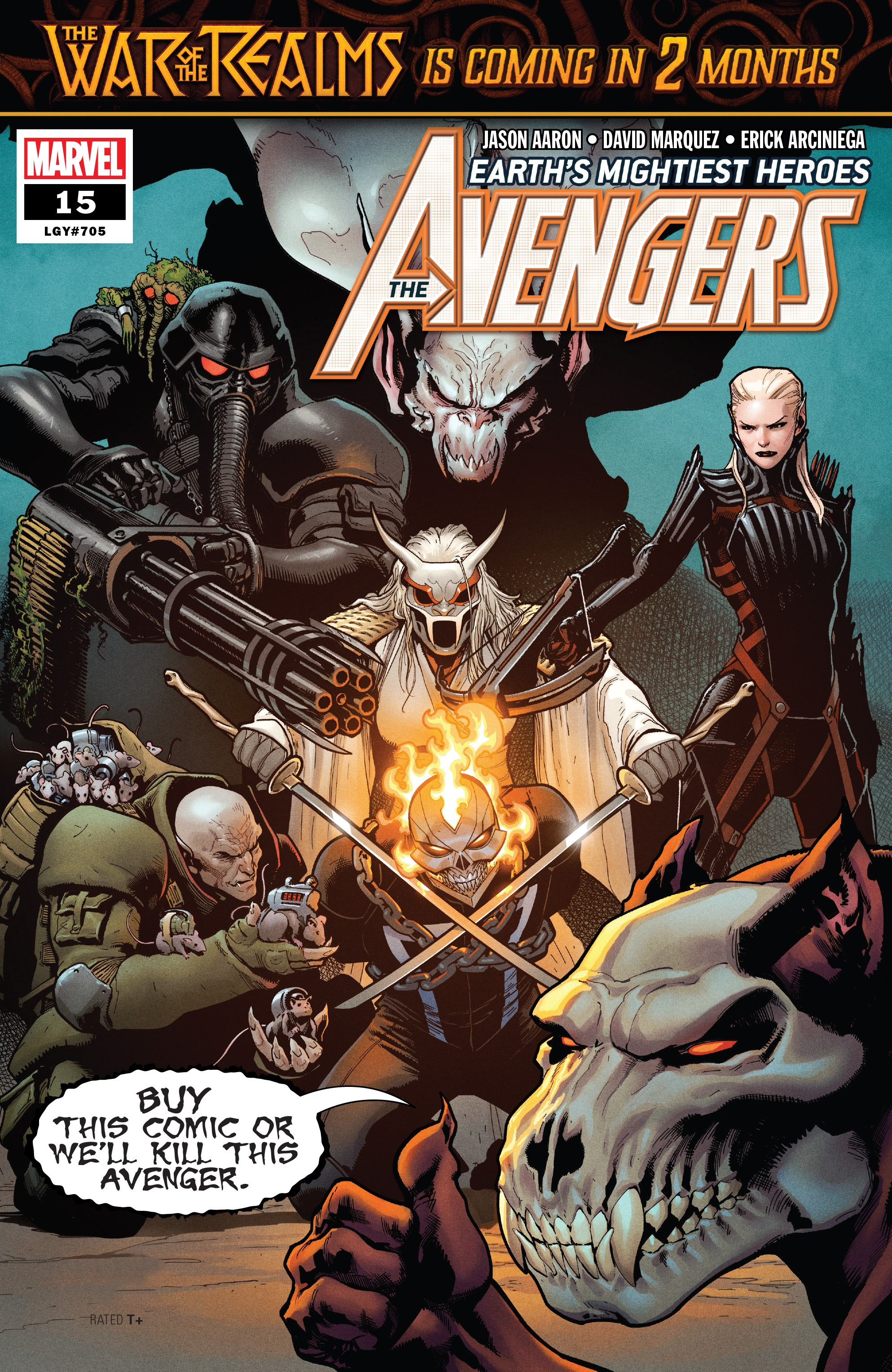 Avengers (2018-): Chapter 15 - Page 1