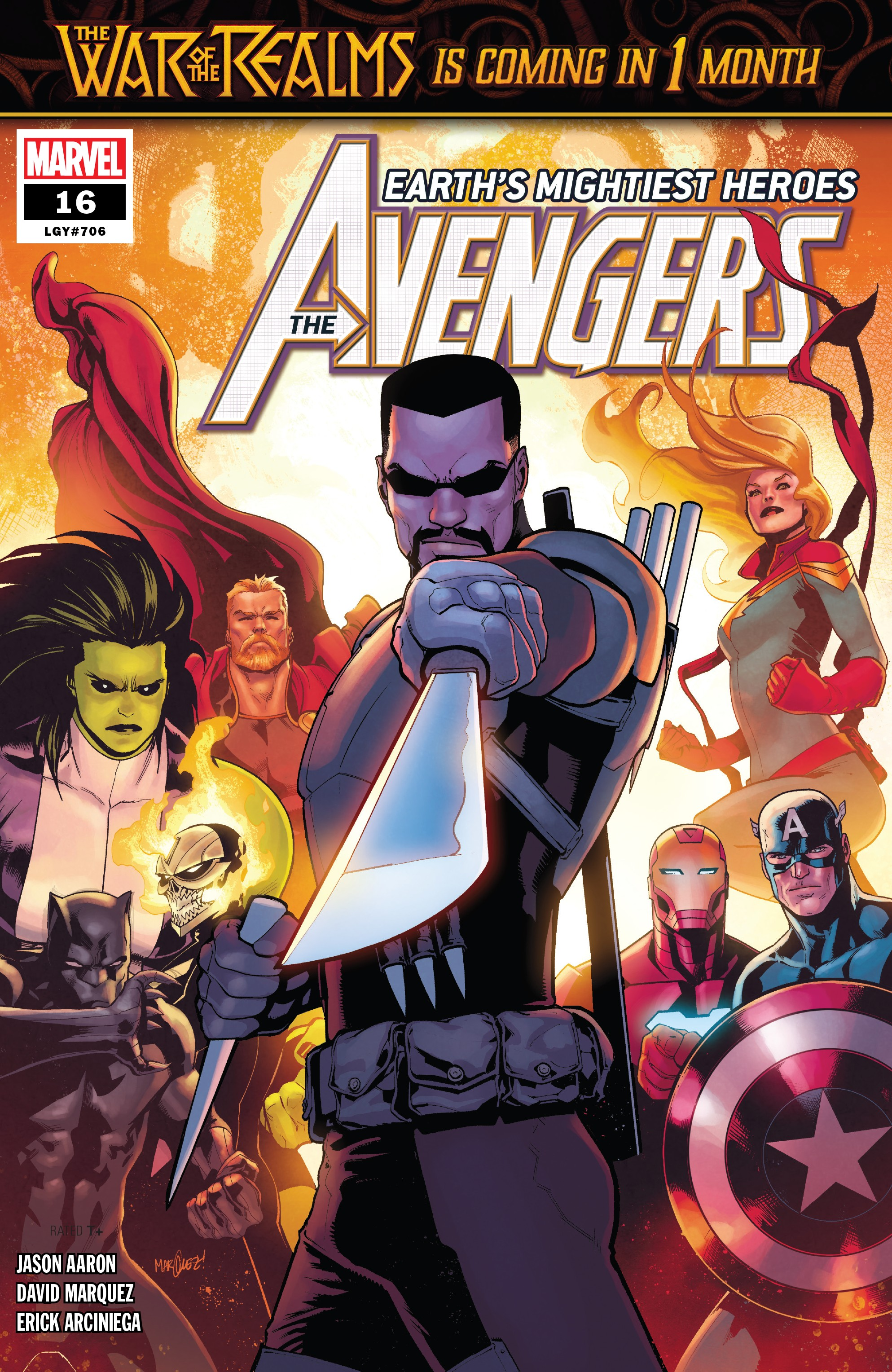 Avengers (2018-): Chapter 16 - Page 1
