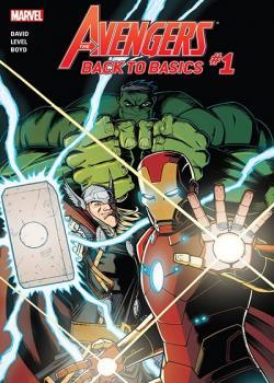 Avengers: Back To Basics (2018)