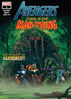 Avengers: Curse Of The Man-Thing (2021)