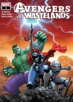 Avengers Of The Wastelands (2020)
