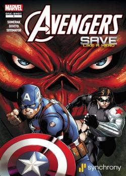 Avengers: Save Like a Hero, War Bonds #1 (2019)